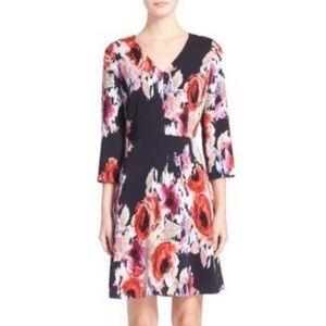 Kate Spade hazy floral dress NWT